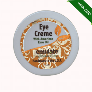 Emu Eye creme with CBC