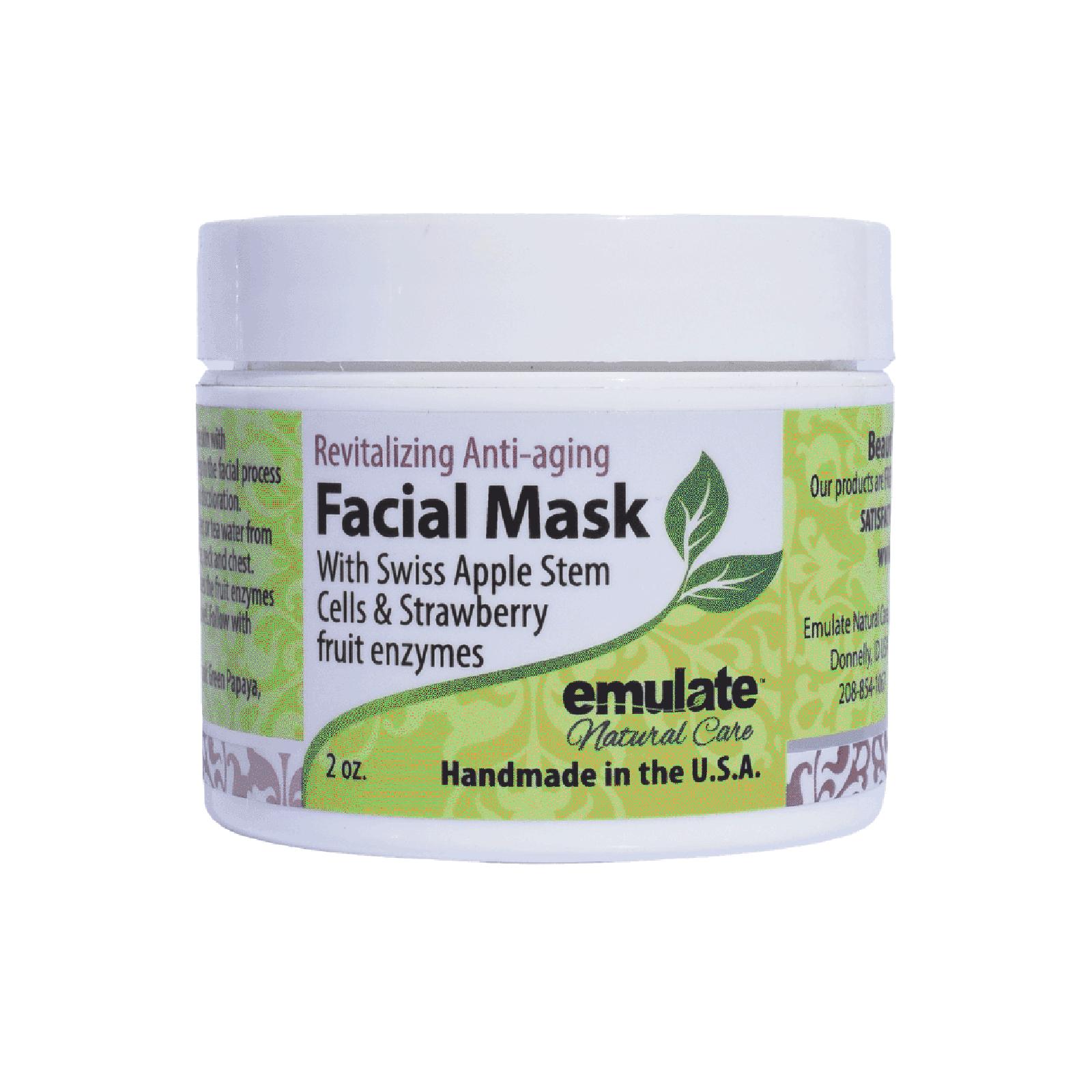 Strawberry Facial Mask