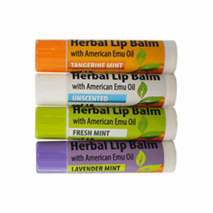 Herbal Lip Balm with SPF 18