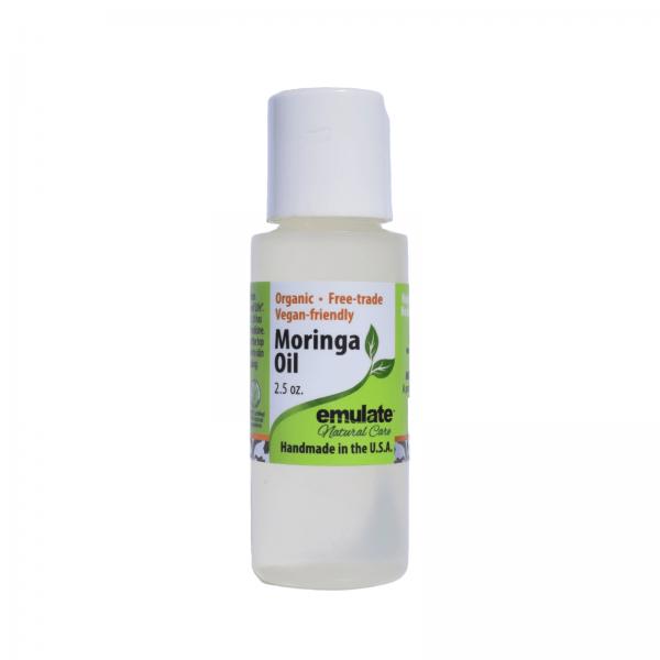 100% Pure Organic Moringa Oil