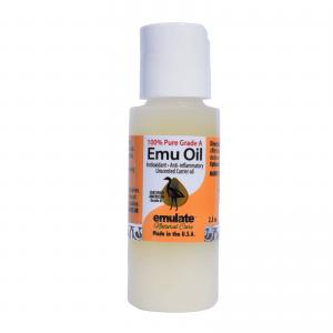 100% Pure American Emu Oil - Grade A Certified