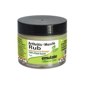 Arthritis Rub with Moringa