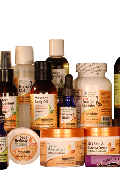 Natural, organic products