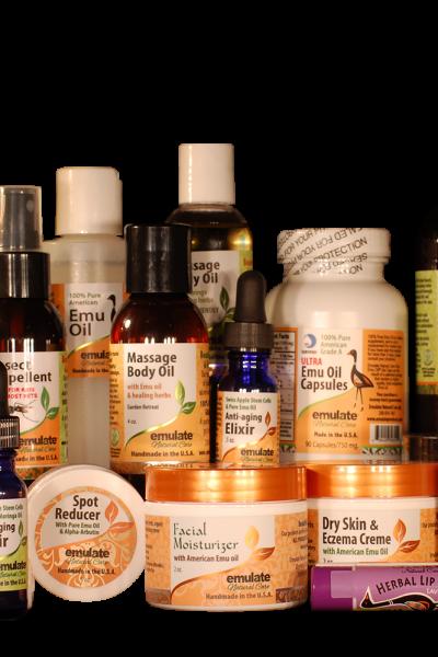 Natural, organic products