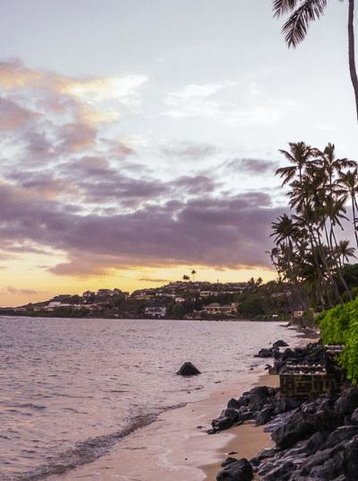 Hawaii sunscreen ban