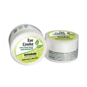 Organic Concentrated Eye Créme with Moringa oil