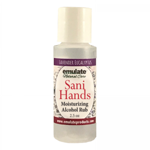 lavender & eucalyptus sani hands